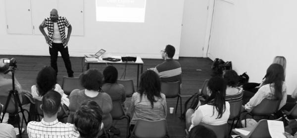 Beaconsfield talk by Rinkoo Barpaga