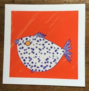 drawing of fish